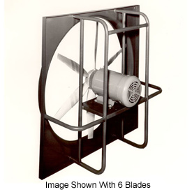"""12"""" Explosion Proof High Pressure Exhaust Fan - 3 Phase 1/4 HP"""