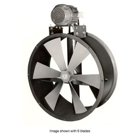 "30"" Totally Enclosed Dry Environment Duct Fan - 1 Phase 1/2 HP"