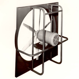 "24"" Explosion Proof High Pressure Exhaust Fan - 1 Phase 1/3 HP"