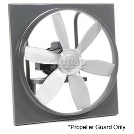 "Propeller Guard for 24"" High Pressure Exhaust Fans"