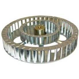 """Blower Wheel, 9-7/8"""" Dia. X 1-5/8""""W, For Bakers Pride, S1195X by"""