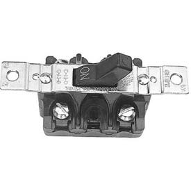 Manual Contactor, 600V, 30A, Black/Silver, For Univex, 4400196 by