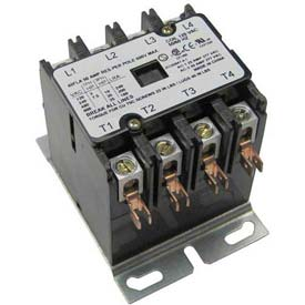 Contactor, 4 Pole, 40/50A, 24V, For Groen, 119811 by