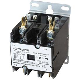 Contactor, 2 Pole, 30/40A, 208/240V, For Groen, 009178 by