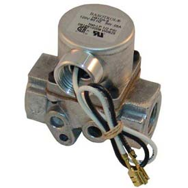 "Solenoid Gas Valve, 1/2"", 120V, For Star, 2J-8580"