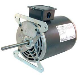 Convection Oven Motor, 208/230V, 1/2 HP, 1725/1140 RPM, For Southbend, 1188524 by