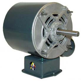 Convection Oven Motor, 115/208-230V, 1/4 HP, 1725/1425 RPM, For Vulcan, 419730-1 by