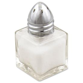 Alegacy 155SP Mini Salt & Pepper Shaker, 1/2 Oz. by