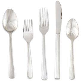 Alegacy 5606 - Windsor Pattern Iced Tea Spoon, Medium Weight, 36 Pack - Pkg Qty 36