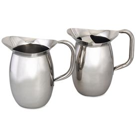 Alegacy 8203G Bell Shape Pitcher With Ice Guard 3-1/8 Qt. by
