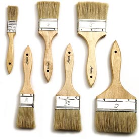 """Click here to buy Alegacy AL9115W 1"""" Pastry Brush, Steel Band Package Count 12."""