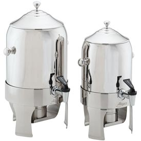 Alegacy AL950 Coffee Urn, Brass 6.3 Qt. by