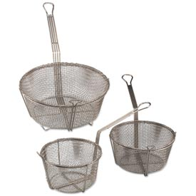 "Alegacy B090 Wire Fry Basket, 8-1/2"" Dia. Package Count 6 by"