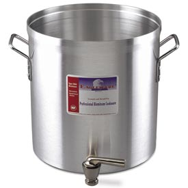 Alegacy EW40F 40 Qt. Stock Pot w/ Faucet by