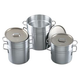 Alegacy EWDB20 20 Qt. Double Boiler by