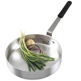 Alegacy EWP7 7 Qt. Aluminum Sauté Pan Package Count 2 by