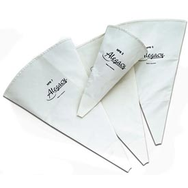"Alegacy NPB4 Nylon Pastry Bags 9"" x 15"" Package Count 12 by"