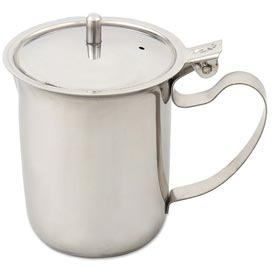 Alegacy S202 Stainless Steel Creamer / Coffee / Teapot 10 Oz. Package Count 12 by