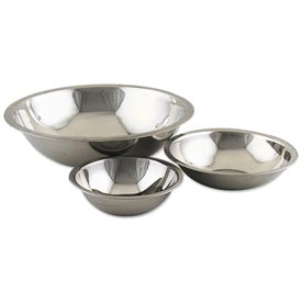 "Click here to buy Alegacy S573 3 Qt. Mixing Bowl 9-1/2"" Dia. Package Count 12."