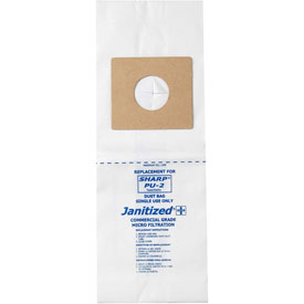 Sharp Paper Vacuum Bag - Upright Type PU-2 - 3 Pack