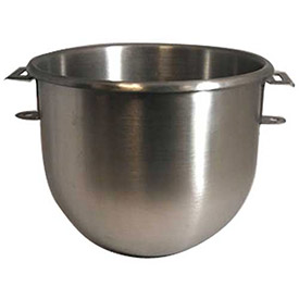 Alfa 12VBWL Mixer Bowl For Hobart A120, Stainless Steel, 12 Qt. Mixer by