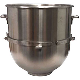 Alfa 140VBWL Mixer Bowl For Hobart V1401, V1401U, 140 Qt. Mixer by