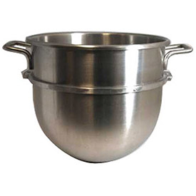 Alfa 30VBWL Mixer Bowl For Hobart D300, D300DT, D330, D340, 30 Qt. Mixer by