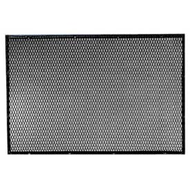 "American Metalcraft 18744 Pizza Screen, 16"" x 24"", Aluminum, Fits Full Size Bun... by"