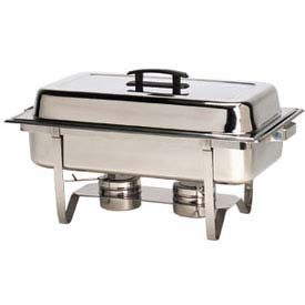 American Metalcraft CDWP66 - Chafer Water Pan, Rectangular, For Ensemble Series