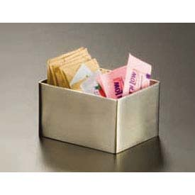 American Metalcraft SSPH4 Sugar Packet Holder, 2-3/4 x 3-1/4 x 1-3/4 by