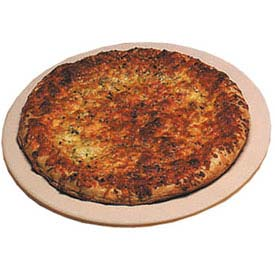 "American Metalcraft STONE13 Pizza Baking Stone, 13"" Round, Ceramic by"