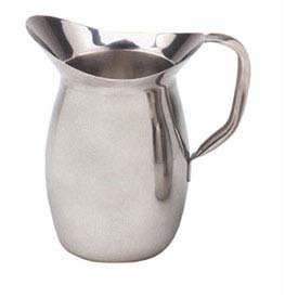 American Metalcraft WP100 Bell Pitcher, 100 Oz. Capacity by