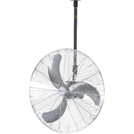 Airmaster Fan 24HS36 24 Inch  Ceiling  Fan 1 HP 7700 CFM , Non-Oscillating