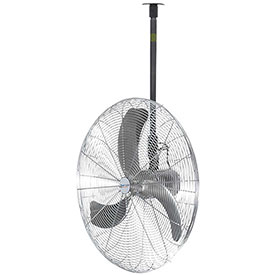 Airmaster Fan UP18LS16-S 18 Inch  Ceiling  Fan 1/5 HP 2600 CFM , Non-Oscillating