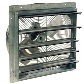 "Airmaster 7"" Direct Drive Low Pressure Shutter Fan"
