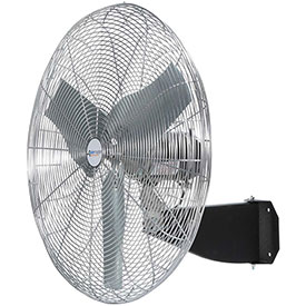 "Airmaster Fan 24"" Wall/Ceiling Mount Fan 71725 1/3 HP 5220 CFM"