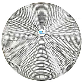 "Airmaster Fan 24"" Stainless Steel Guard 70841"