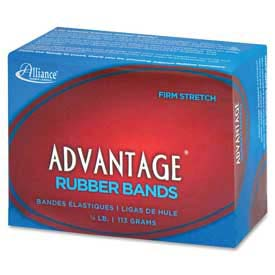 "Alliance Advantage Rubber Bands, Size # 19, 3-1/2"" x 1/16"", Natural, 1/4 lb. Box by"