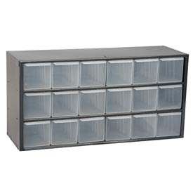 Akro-Mils 18 Drawer Steel Frame storage cabinet
