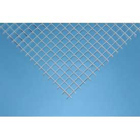 White, Aluminum Eggcrate Louver Package of 10