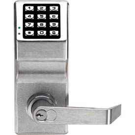 Fingertip Programmable Access Control Lock 100 Combination Cap SFIC Prepped
