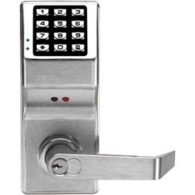 Weatherproof Access Control Lock w/ Audit Trail 200 Combination Cap