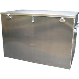 Aluminum Case 1436 Aluminum Big Box Storage, Transit Container - 36 x 22 x 24