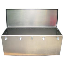 Aluminum Case 1460 Aluminum Big Box Storage, Transit Container-  60 x 22 x 24