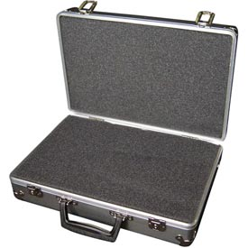 Aluminum Case 154-2 Aluminum Carry Case With Foam Insert - 15 x 10 x 4