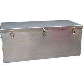 Aluminum Case 2136 All-Welded Aluminum Storage Container - 36 x 17-1/2 x 14-1/4