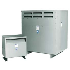 Acme Electric DTGA0634S Drive Isolation Transformer, 3 PH, 60 Hz, 460 Delta Primary Volts, 63 W