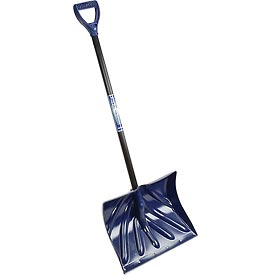 "18"" Arctic Blast Combo Snow Shovel, Wear Strip"