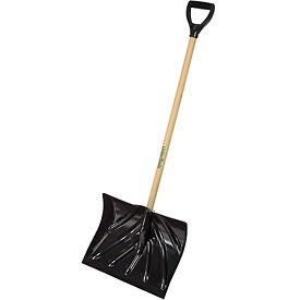 "Ames Union Tools 18"" Combo Snow Shovel"
