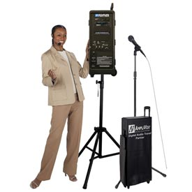Basic Digital Audio Travel Partner Package W/ Handheld Mic